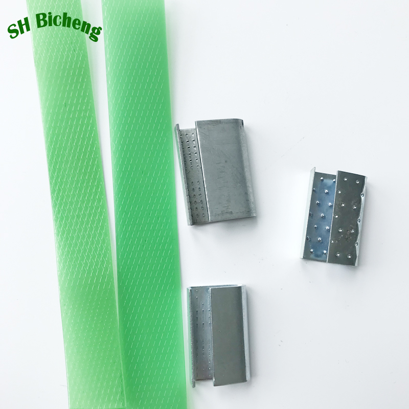 PLASTIC BUCKLE FOR PP/PET STRAP