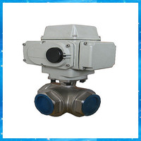Electrically Operated Ball Valve fast delivery time