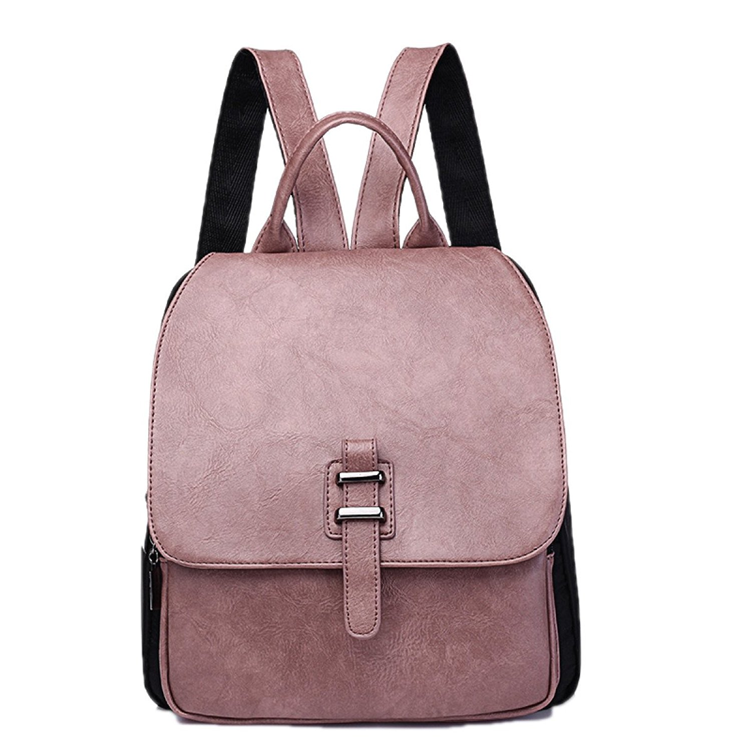 Get Quotations New Female Casual High School Students College Campus Simple Stylish Travel Bags Shoulder Bag
