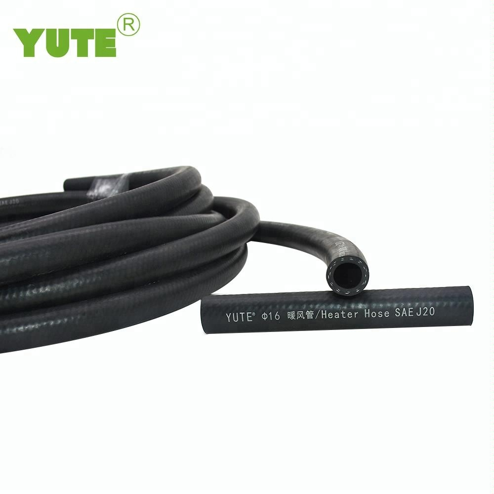 Auto parts 3/4 inch epdm rubber radiator heater hose pipe SAE J20R3
