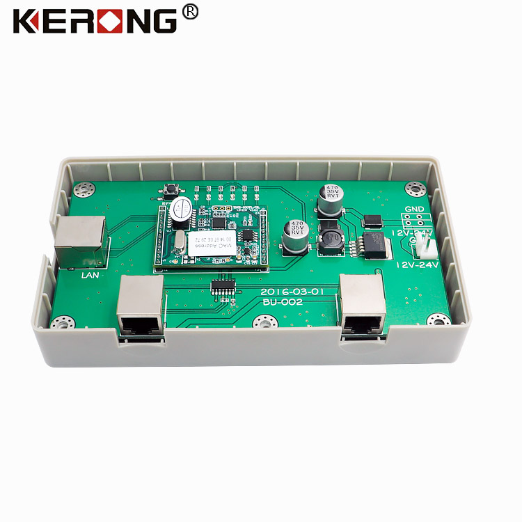 KERONG Intelligent Cabinet Wireless Access Remote Control System PCB Link Board