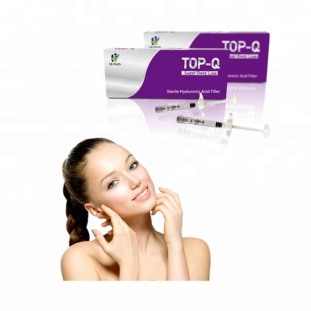 Lower price 2ml dermal filler Cross-linked Hyaluronic Acid ,Nose Humping Injectable HA