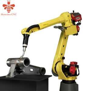 2019 New Product CNC 6 Axis Robot Welding Machine Robot Arm Price