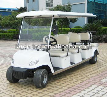 8 Seats Electric Club Car Resort Golf Car Lqy085 Buy Golf Car Club