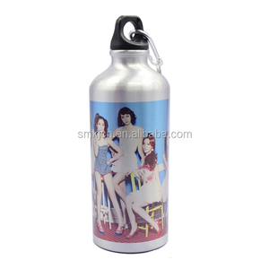 Heat transfer sport kettle yiwu city factory sipper bottle