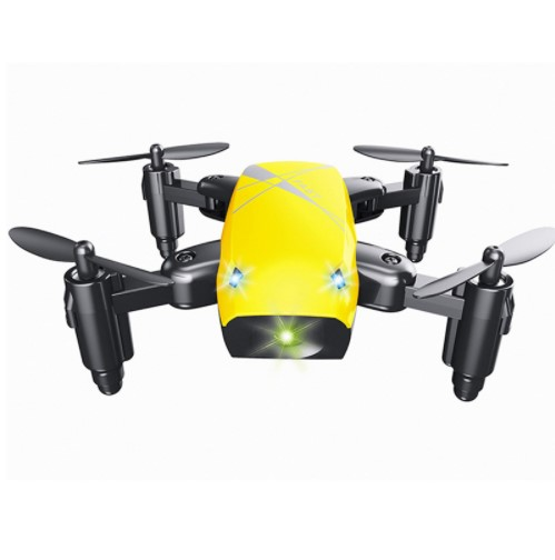 Free Shipping Only 3cm Pocket Drone S9 S9W S9HW Foldable Mini Drone Micro