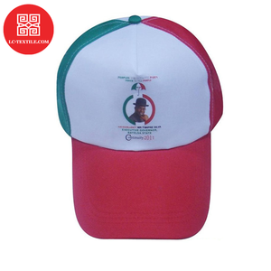 custom with logo printed cheap multicolored 5 panel polyester oem baseball cap