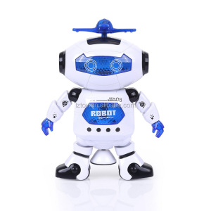 Kid favourite dancing wholesale toy robot