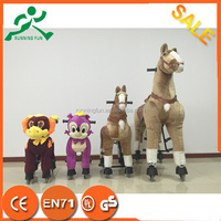 2016 High Safety big horse for sale,mechanical rocking horse toy,toy horses to ride