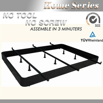 Full/Queen/king size metal hotel bed frame, View Full/Queen/king ...