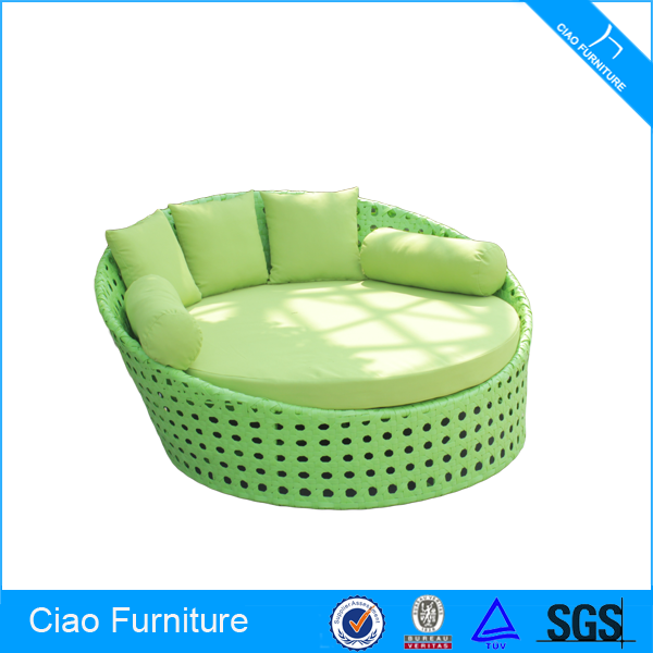 Relax Family Indoor Furniture Wicker Chaise Lounger