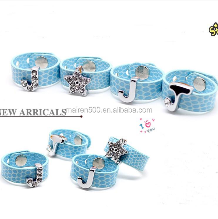 enamel lucky clover slide charms fit 8mm bracelet buy