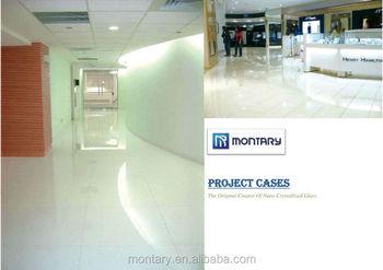 Super White Decorative High Gloss Glitter Laminate Flooring Buy