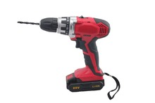 20V cordless power electrical impact drill tool kit