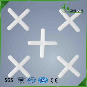 Zhe Jin China Crisscross Shape Construction Use Plastic Tile Spacers