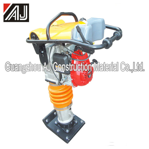 Good Quality!!! Gasoline Soil Tamper Rammer Machine with Lifan Engine,China Manufacturer