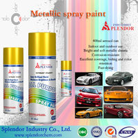 well distributed rust oleum metallic spray paint