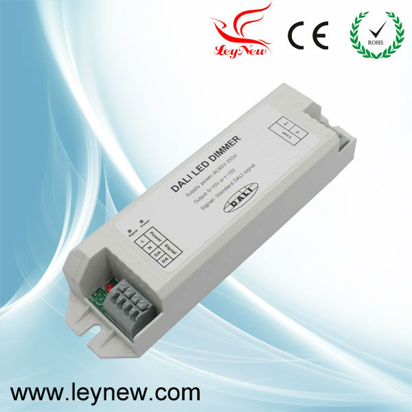 Best quality DALI transform 0-10V converter, DALI LED dimmer 0~10V
