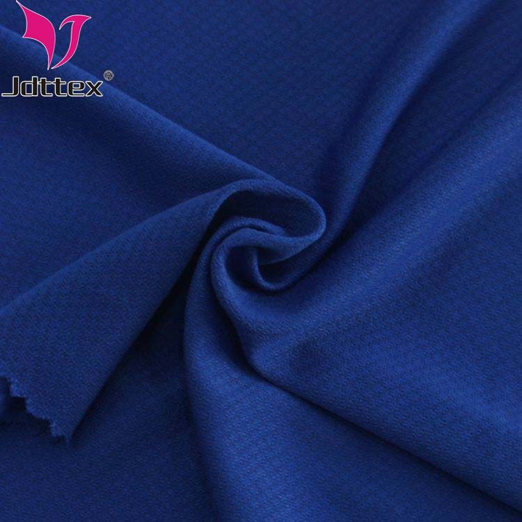 Jiadatai textile high quality Jacquard 100 polyester fabric roll for sports bra