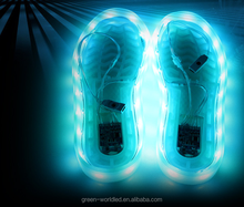 rechargeable led strip light for shoes/clothing