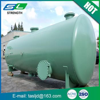 Asme Certification Stainless Steel Gas Tank Industrial Pressure ...