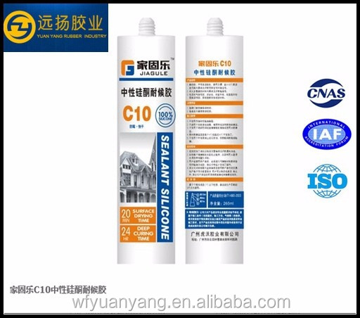 One Component Neutral Silicone Sealant