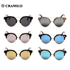 2018 New stock UV400 CE FDA polarized women sunglasses best leading factory