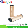 Guoguo factory price 2200mAh lipstick portable famous brand mobile power bank for all cellphones
