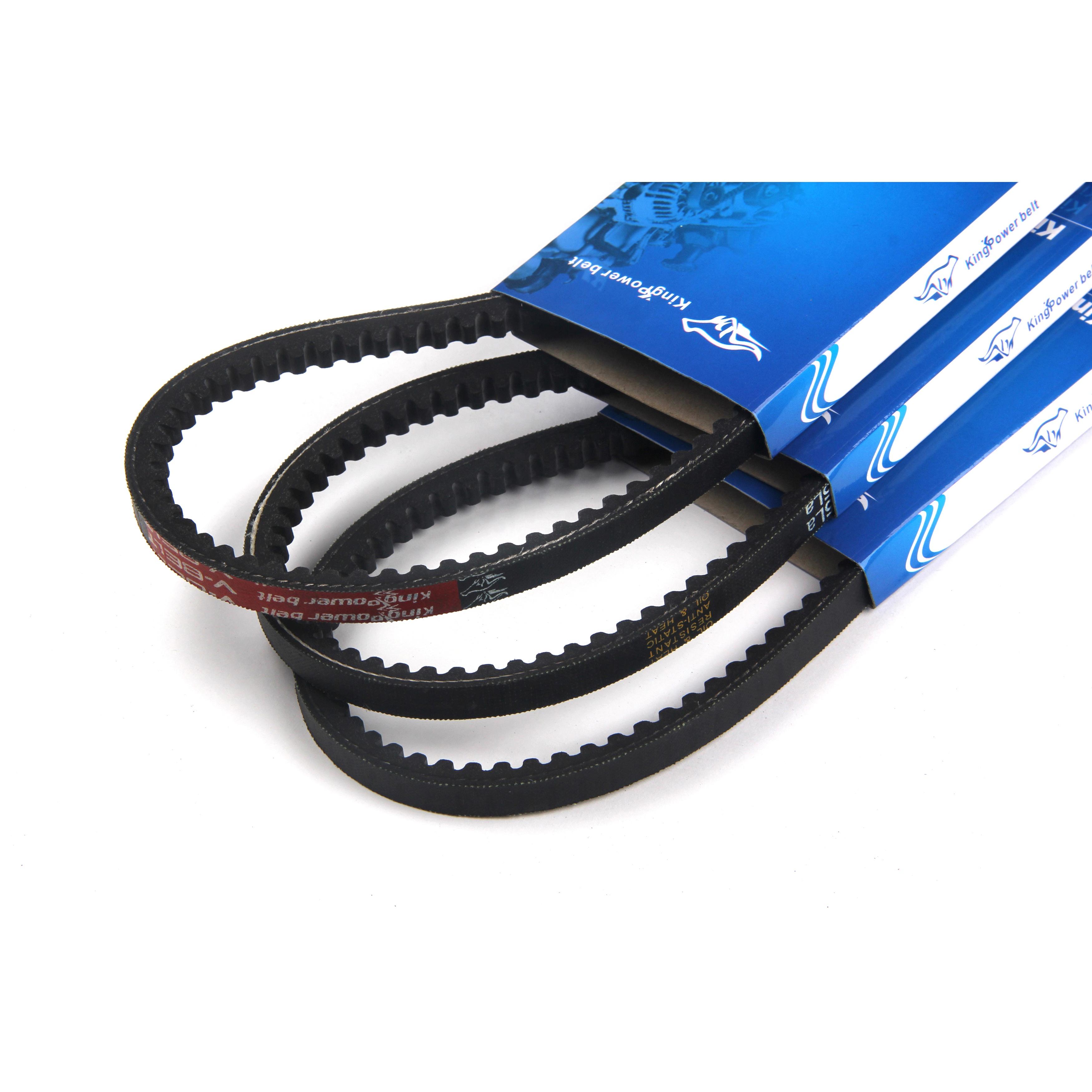 Automotive Transmission Belt car Rubber V Belts auto Mechanical Parts  Flat Belt