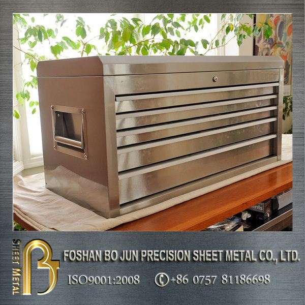 Custom Made Manufacturing Toolbox Unit Max Steel Tool Box