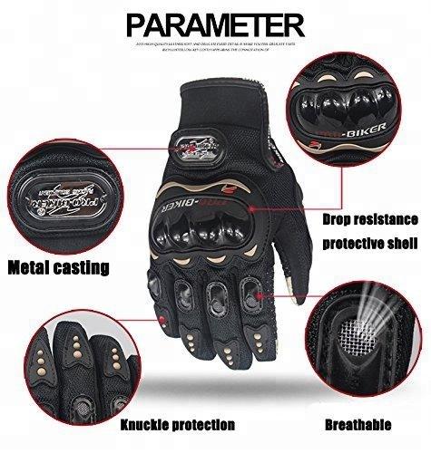 3d sport Motorbike Motocross Riding Racing Full Finger Motorcycle Pro-biker gloves