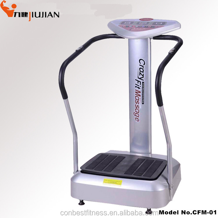 Daily Exercise Fit Machine Fat Burning Vibration Therapy Machine