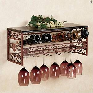Cheap Wrought Iron Wall Wine Rack Find Wrought Iron Wall Wine Rack