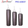 Filled Heavy Bag Black Heavy Bag Heavy Duty Punching Bag with Chain