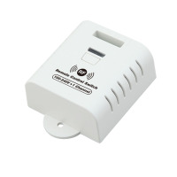 eMylo Lamps LED Receiver Remote Control Intelligent Switch 100-240V 1Channel 10A 433mhz Wireless Relay