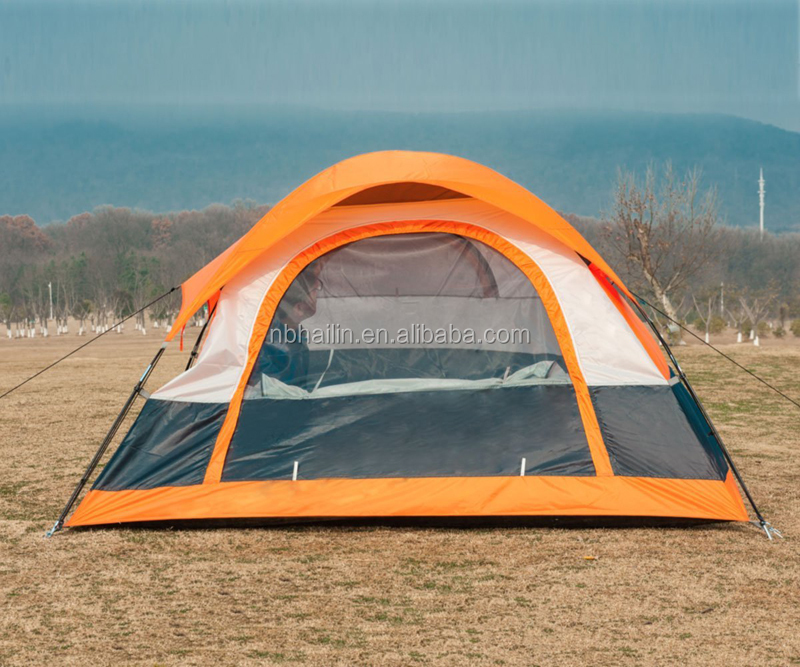 Best Seller sound proof picnic dome tent for 3 person