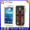 Electroplating Hard Cover for S4 mini i9190