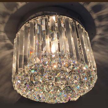 wholesale lustre led middle size pendant ceiling crystal chandelier