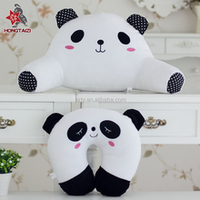 animal U shaped plush neck pillow distribution
