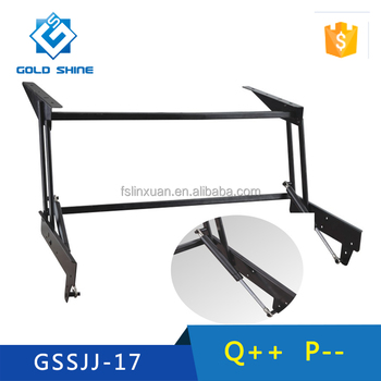 Height Adjustable Folding And Extension Lift Top Transformer Coffee Table  Mechanism Gssjj 17   Buy Lift Up Coffee Table Mechanism,Transform Coffee ...