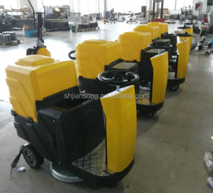 C6 pharmaceutical cleaning industry used ride on floor scrubber machine