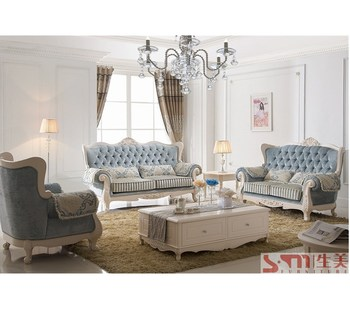 Classic Sofa Contemporary Furniture Simple European Living Bedroom