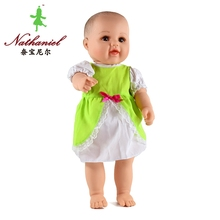 Baby Alive Plastic Toy Baby Born Dolls For Kids China Factory