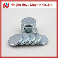 Disc/Ring/Block/Cylinder Rare Earth Super Strong Permanent Neodymium NdFeB Round Base Magnet
