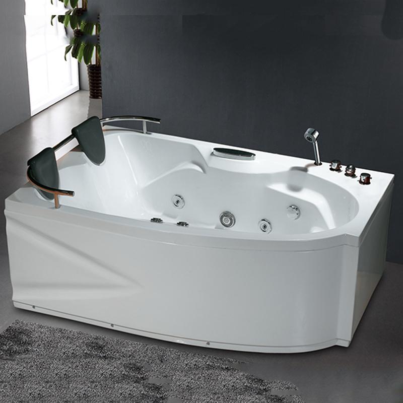 Hs-b218 Big Bath Tub/ Deep Soaking Tubs/ Double Person Bathtubs ...