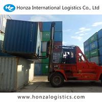 China logistic agent to UK by fast sea freight customs tax and custom clearance service included
