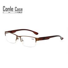VBNM 2020 новые очки для чтения, стальная полуоправа, Висячие Шелковые Очки Для пресбиопики, высокое качество, очки для чтения пожилых людей(Китай)