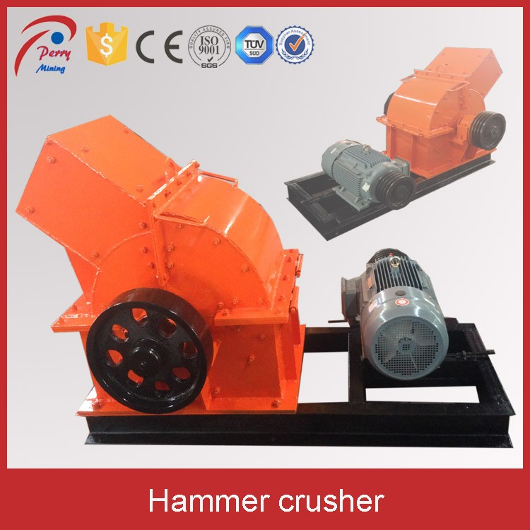 Hammer Crushing Stone : Rock gold hammer mill crushing machine buy