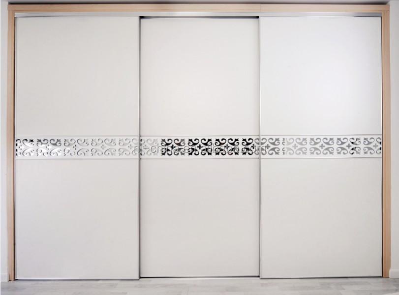 en plastique pas cher muti funtional antique chambre mdf moderne 3 panneau coulissant portes de - Placard Chambre Pas Cher