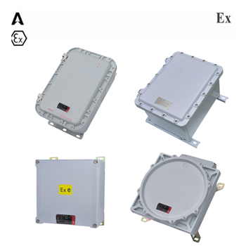 Bjx51 Ip54 Explosion Proof Enclosures Junction Box - Buy Steel Flame Proof  Junction Box,Explosion Proof Enclosures,Explosion Proof Enclosures Product
